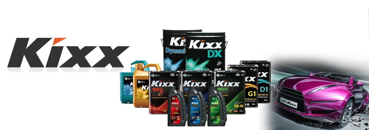 kixx madeni yağ